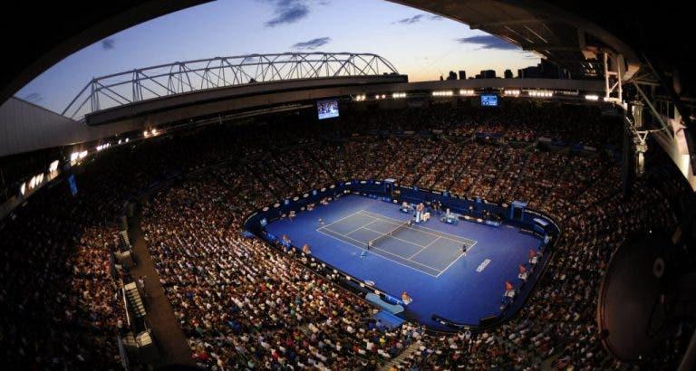 Prize money del Australian Open aumenta de nuevo y alcanza un valor histórico