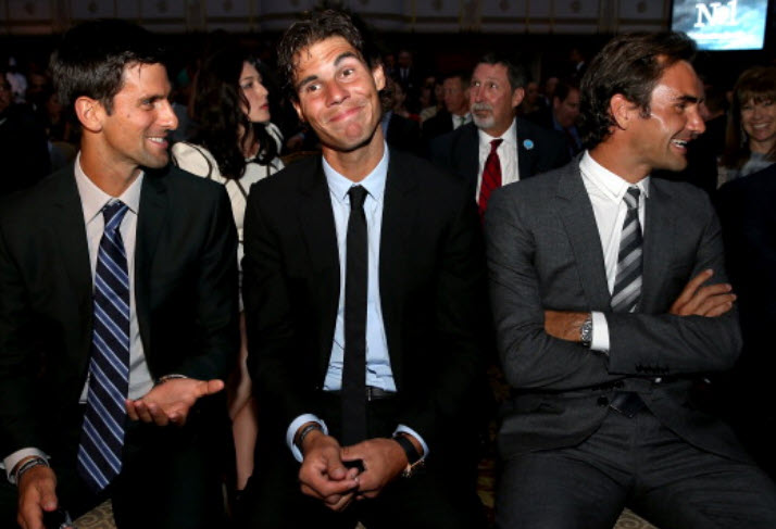 Ljubicic: «Hegemonía de Federer, Nadal y Djokovic en peligro para 2020»
