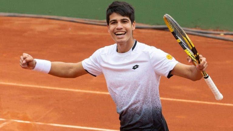 Además de Alcaraz, en 10 años solo estos tenistas ganaron Challenger antes de los 18