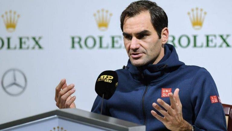 Straka: «Nadie quiere estar en guerra con Roger Federer »