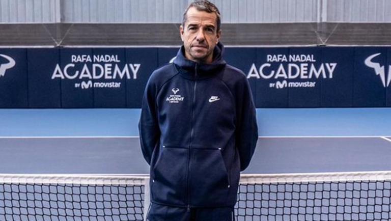 Pepo Clavet se junta a Jaume Munar y a la Rafa Nadal Academy