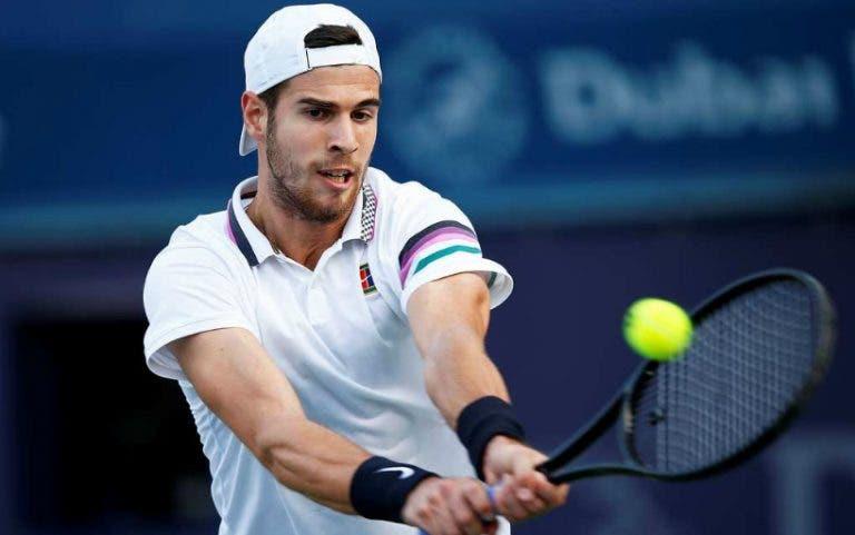 Karen Khachanov se enfrentará a Nadal en las semifinales de Abu Dabi