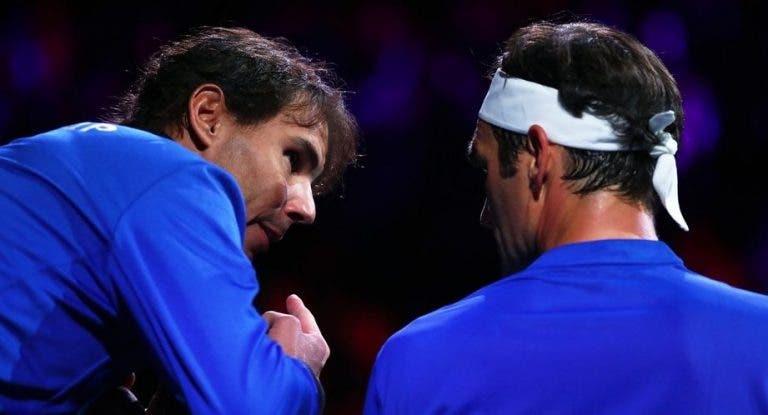 Roger Federer: «El juego con Nadal en Sudáfrica será una locura»