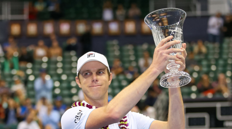 Sam Querrey y Danielle Collins ganan el Hawaii Open