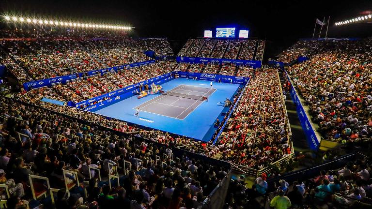 Abierto de México condecorado como el mejor torneo ATP 2019