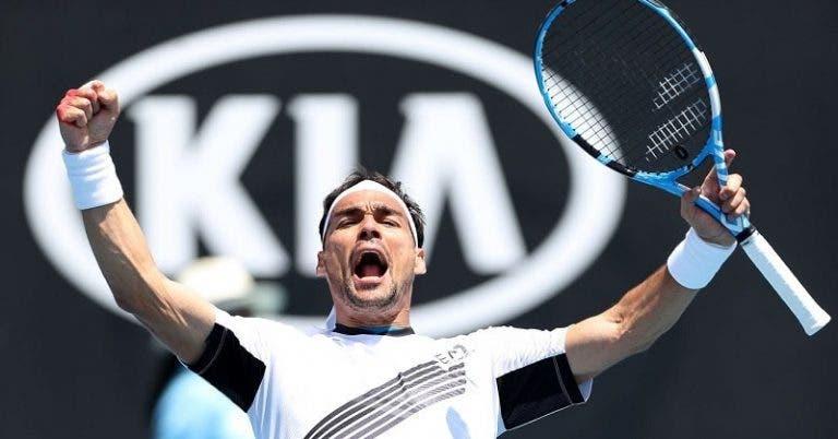Maratones: Fognini gana partido épico en el Open de Australia, pero no fue el único