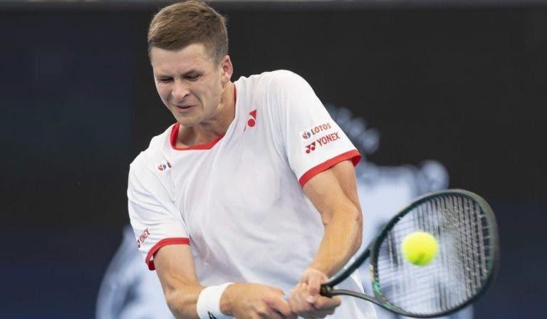 Hurkacz comienza 2020 con excelente victoria frente al top 14 del mundo en la ATP Cup