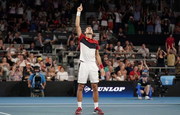 Resultado de la ATP Cup luego del segundo día de torneo