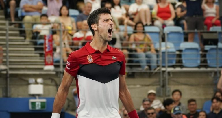 Djokovic y el triunfo sobre Nadal: «Empecé el partido perfectamente con todo a mi favor»