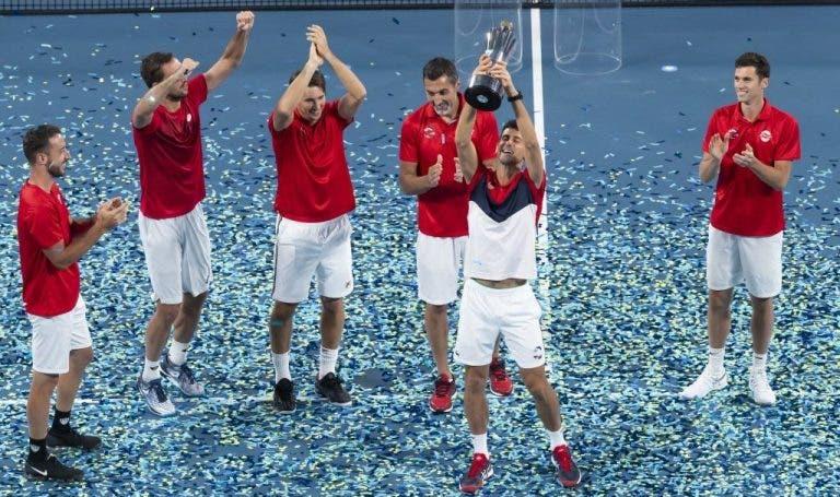 La impresionante suma recaudada en la ATP Cup para ayudar a Australia