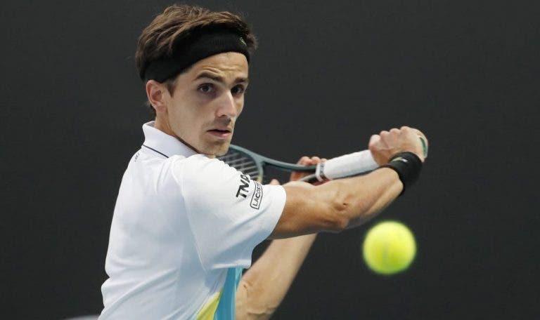 Herbert ante dura derrota por Goffin: «El tenis es un deporte de mier**»