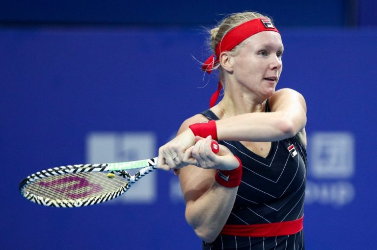 Kiki Bertens se despide del WTA Premier 5 de Roma