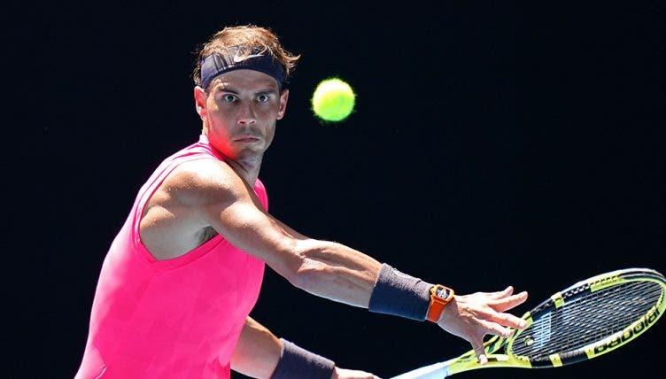 Siete españoles en la segunda ronda del Open de Australia