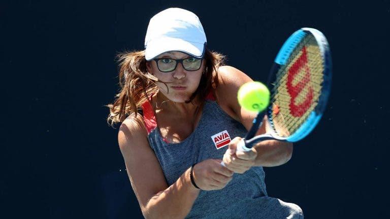 Ane Mintegi abandona el Open de Australia debido al calor