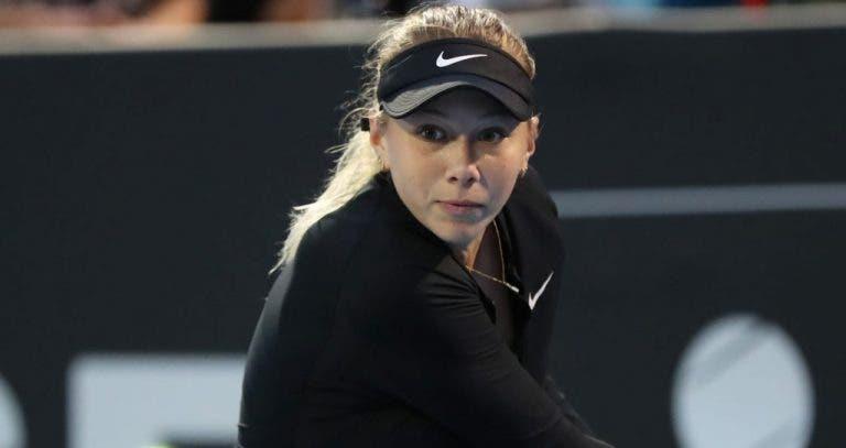 Amanda Anisimova vence a Bouchard y asegura encuentro con Serena