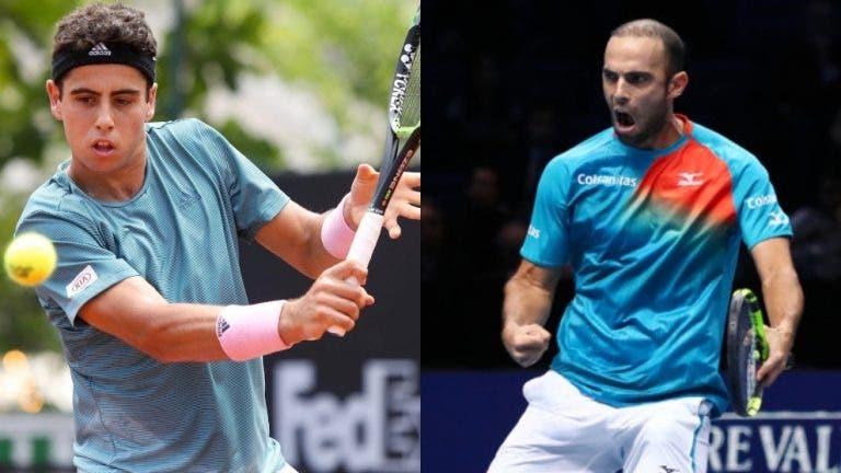 Cabal eligió una nueva pareja de dobles en el Open de Australia