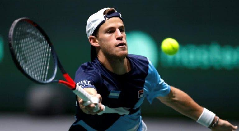 Schwartzman, Pella y Delbonis en la segunda ronda del Open de Australia