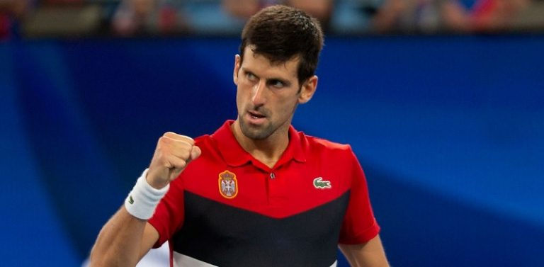 Djokovic juega duro y vence a Nadal para igualar la final de la ATP Cup