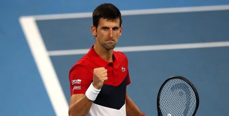 Djokovic: «Sé que tengo que dar lo mejor de mí para conseguir la victoria»