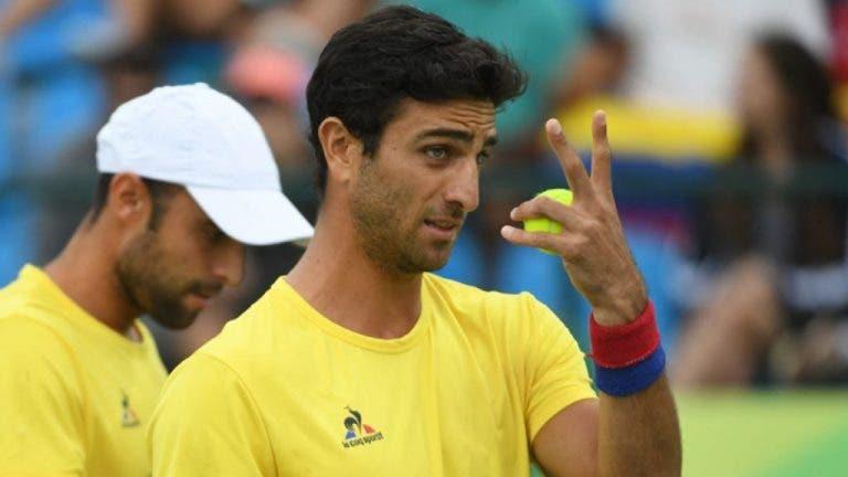 Colombiano número 1 del mundo abandona sorprendentemente el Australian Open