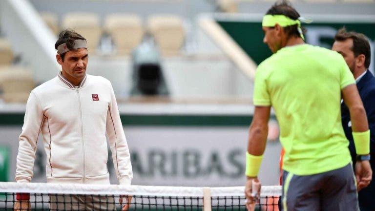 Nadal: «Mi felicidad plena del futuro no depende de pasar a Federer»