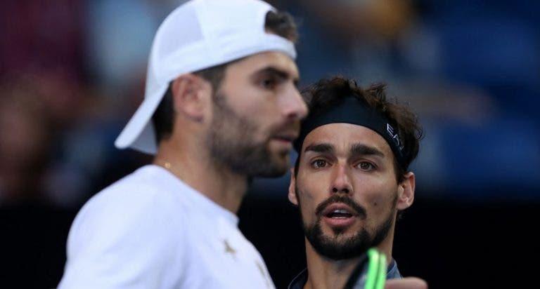 Ruud vence a Fognini, pero Italia supera a Noruega en Perth