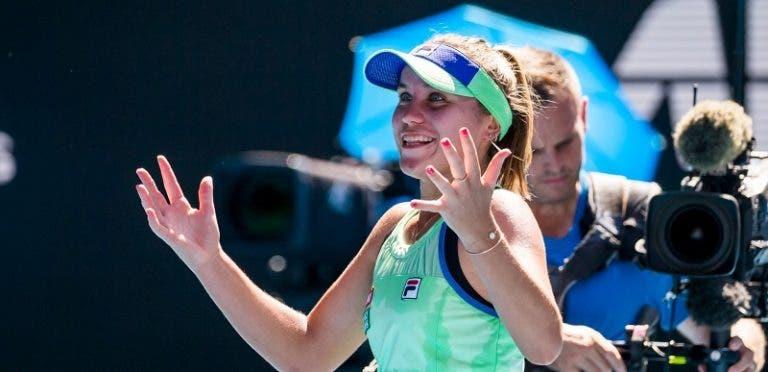 Kenin dijo que ganar el Open de Australia fue un sueño hecho realidad