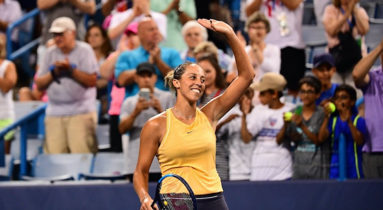 Collins, Keys y Riske están en los cuartos de final de la WTA de Brisbane