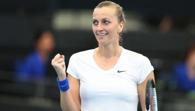 Petra Kvitova está muy dispuesta a jugar el US Open