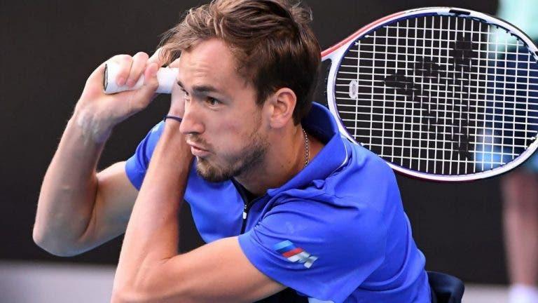 Medvedev vence a Tiafoe y pasa a la segunda ronda del Open de Australia