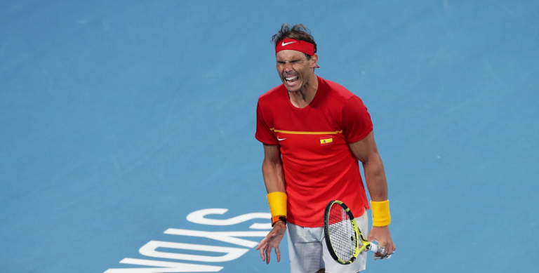 Rafael Nadal vence a De Miñaur y España está en la final
