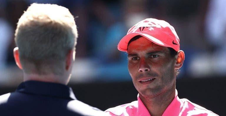 Rafael Nadal no cree que Nicolás Jarry se haya dopado