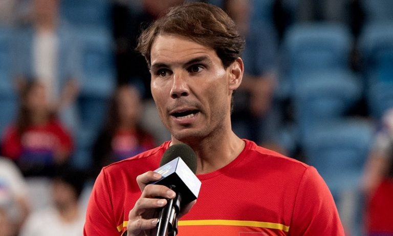 Nadal al ataque: «la gente de algunos países no entiende de qué se trata el tenis»