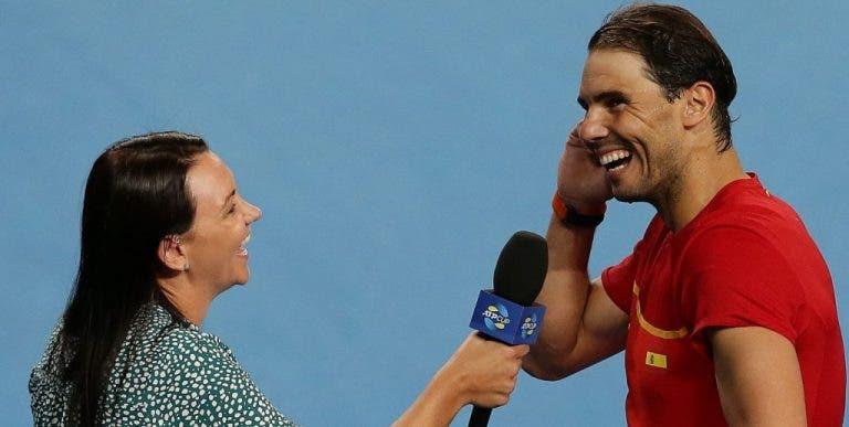 Nadal y el duelo con Djokovic: «Intentaré dormir para estar listo»