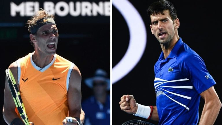 Nadal vs. Djokovic: El primer encuentro de 2020 se juega este domingo