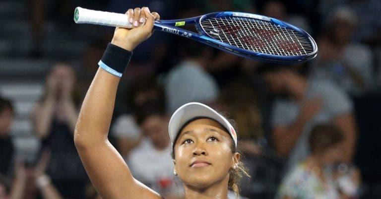 Osaka vence a Bertens en el primer encuentro de las tenistas este 2020