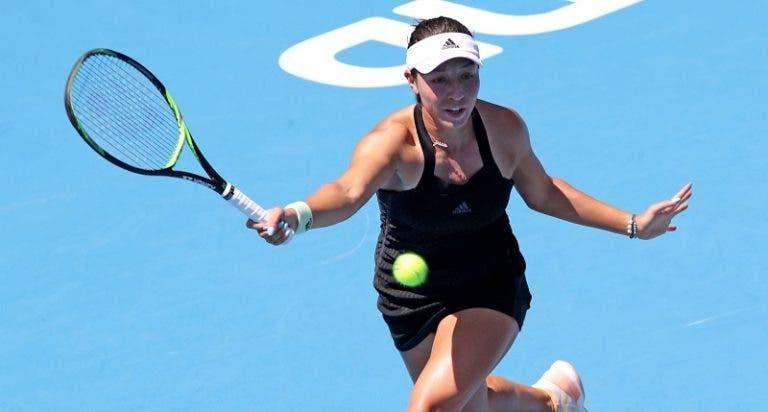 Wozniacki recibe 6-0 en su penúltimo torneo y Pegula está en la final