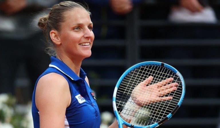 Pliskova vence a Tomljanovic y avanza a los cuartos de final en Brisbane
