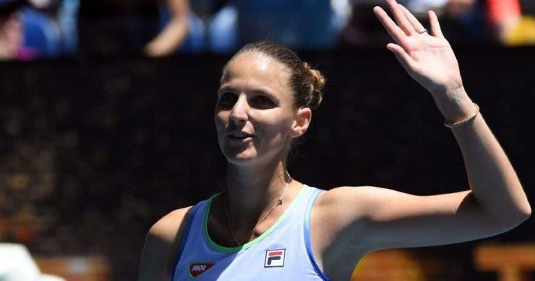 Pliskova y Bencic pasan a la segunda ronda del Open de Australia