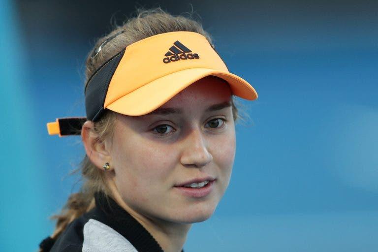 Elena Rybakina y Shuai Zhang deciden el título en la WTA de Hobart