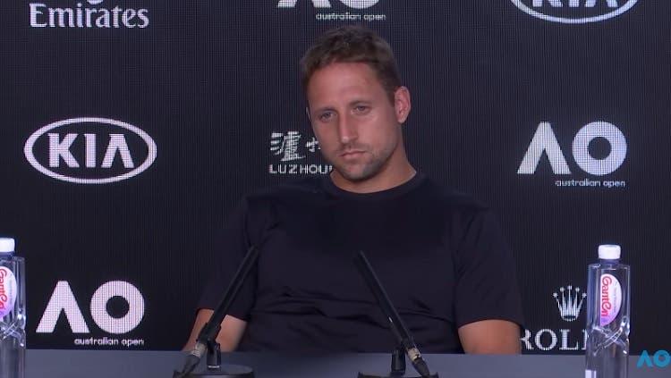 Sandgren considera que perder siete match points no es mucho