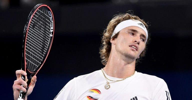 Zverev tras un mal arranque de 2020: «Necesito recuperar mi tenis»