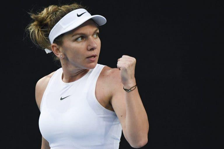 Halep, Svitolina, Bertens y Kerber avanzan en el Open de Australia