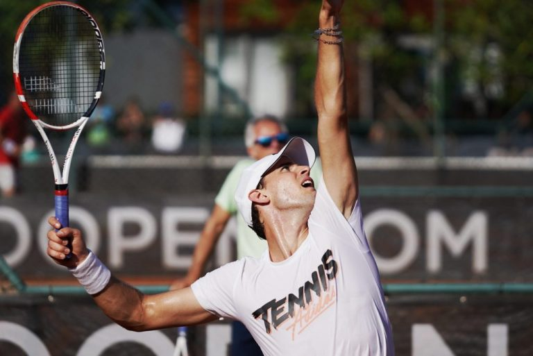 El objetivo de Thiem en el Río Open es llegar a ser el número 3 del ranking