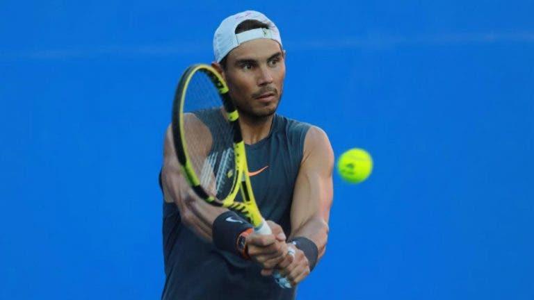 Rafa Nadal vence una vez más y está en las semifinales de Acapulco