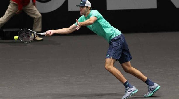Reilly Opelka enfrenta a Nishioka en la final del ATP 250 de Delray Beach