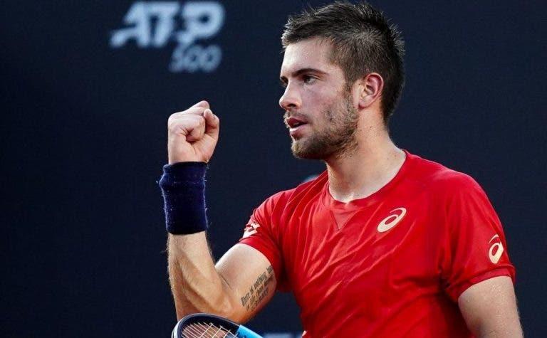 Coric avanza y partidos de Thiem y Martínez cancelados en el Rio Open