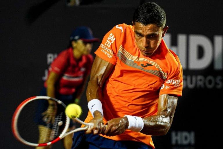 Monteiro vence a Pella en un juego de más de tres horas en el Rio Open