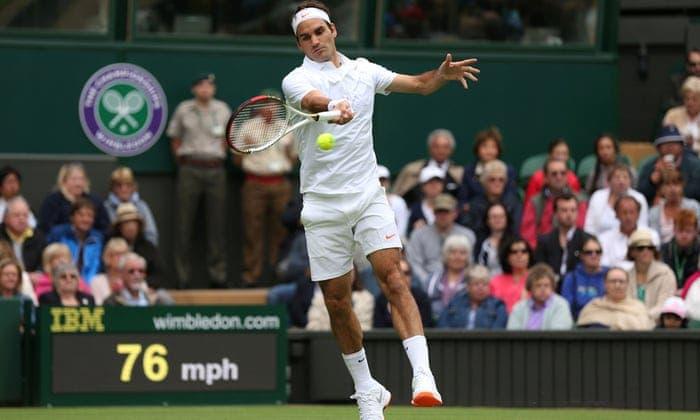 El día que Wimbledon «retó» a Roger Federer