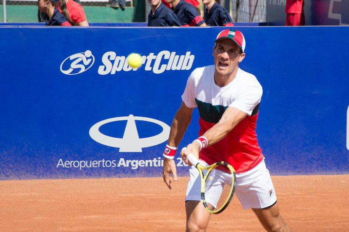 La odisea de tenista argentino para llegar al ATP de Córdoba
